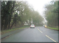SU9994 : A413 entering Chalfont St Giles southbound by John Firth