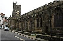 SX3384 : St Mary Magdalene's church, Launceston by Philip Halling