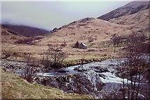 NM9184 : River Finnan by Richard Webb