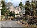 NO2754 : Main Lodge, Lintrathen by Oliver Dixon