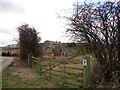 NZ1755 : Farm at Pickering Nook by Robert Graham