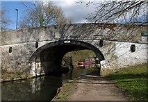 TQ1683 : Ballot Box Bridge by Derek Harper