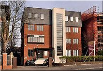 J3674 : Strand House, Belfast by Albert Bridge