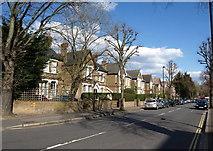 TQ1780 : Gordon Road, Ealing by Derek Harper