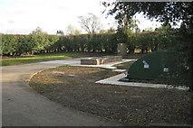 SP4476 : Church Lawford Sewage Treatment Works by Robin Stott