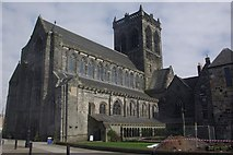 NS4863 : Paisley Abbey by Stephen McKay