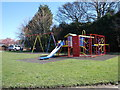 SE1426 : Play Area - Rookes Lane by Betty Longbottom