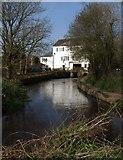 ST0207 : Lower Mill, Cullompton by Derek Harper
