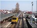 SJ2188 : Hoylake railway station by Raymond Knapman