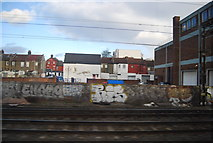 TQ1885 : North Wembley, by the West Coast Main Line by N Chadwick