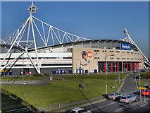 SD6409 : Reebok Stadium, Bolton Wanderers FC by David Dixon