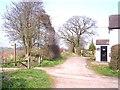 SJ6467 : Catsclough Crossing on Whitegate Way by Raymond Knapman