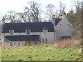 NO5898 : Balnacraig House by Stanley Howe