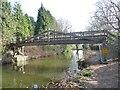 SU8954 : Deedman's Bridge, across the Basingstoke Canal by Christine Johnstone