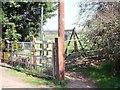 SK3831 : Footpath from Back Lane to Field Lane by Ian Calderwood