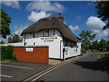 SU3521 : Romsey - Old House At Home by Chris Talbot