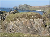 NR2743 : Possible Dun at Lower Killeyan, Islay by Becky Williamson