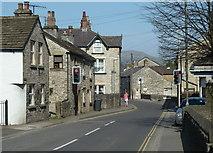 SK1781 : Church Street, Bradwell by Andrew Hill