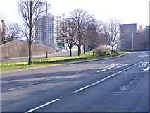 SO9198 : Sunday Ring Road by Gordon Griffiths