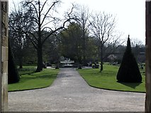 SP5206 : University of Oxford Botanic Gardens, High Street, Oxford by Robin Sones