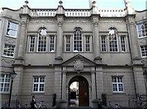 SP5106 : Hertford College, Catte Street, Oxford by Robin Sones
