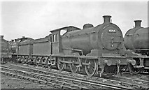 NZ4719 : Ex-NER 0-6-0 at Newport (Tees-side) Locomotive Depot by Ben Brooksbank