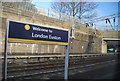 TQ2982 : Welcome to Euston Station by N Chadwick