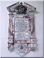 SP9019 : The Primrose Memorial, St Mary the Virgin, Mentmore by Chris Reynolds