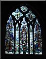 TQ3369 : All Saints church, Upper Norwood: East window by Stephen Craven