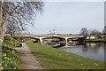 NJ7720 : Inverurie Bridge by Bill Harrison