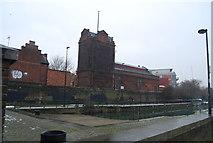 TQ3580 : London Hydraulic Power Company Station by N Chadwick
