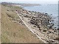 SU7501 : South Shore, Thorney Island by Colin Smith