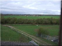 NZ2910 : Farm track, Hill Top Farm by JThomas