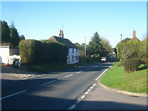 SU5751 : Andover Road, skirting Oakley by Given Up