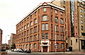 J3373 : Former apron factory, Belfast by Albert Bridge