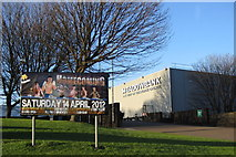 NT2774 : Forthcoming events at Meadowbank by Des Colhoun