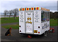 J4079 : Ice cream van, Holywood by Rossographer