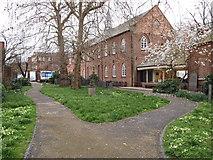 SK5804 : Leicester - City Centre by David Hallam-Jones