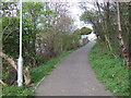 NZ3065 : Cycle path towards Jarrow by JThomas