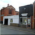 SO8318 : Duberley butchers, Gloucester by Jaggery
