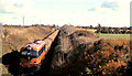 S7715 : Beet train near Ballycullane by Albert Bridge