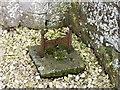 SS9904 : Boot Scraper, St Disen's Church by Maigheach-gheal