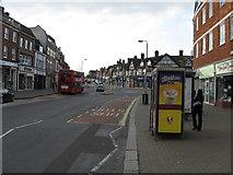 TQ1289 : Pinner - Bridge Street by Peter Whatley