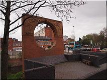 SK5804 : Leicester - LE1 by David Hallam-Jones