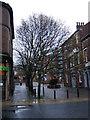 SK3487 : Pedestrian Street off Devonshire Street by Geographer