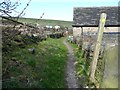 SE0320 : Link from Royd Lane to Ripponden Footpath 24 by Humphrey Bolton