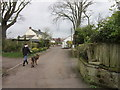 NY4459 : Green Lane, Crosby-on-Eden by Ian S