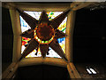 SK3587 : Sheffield Cathedral: the lantern by Stephen Craven