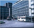 SP3379 : Buses in Coventry City Centre (1) by David Hillas