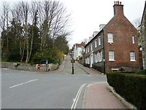 TQ4109 : Keere Street Lewes by Dave Spicer